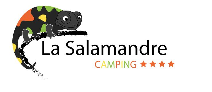 logo camping salamandre