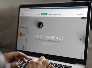 Un nouveau site internet pour l'atelier Touristique.