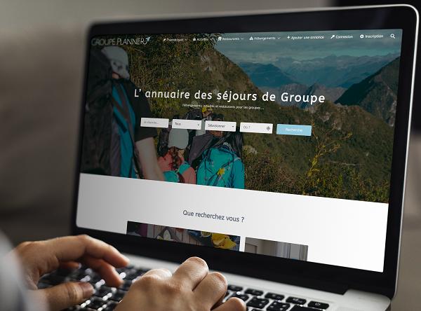 GroupePlanner, le nouveau site annuaire des séjours en groupes par  l'Atelier Touristique